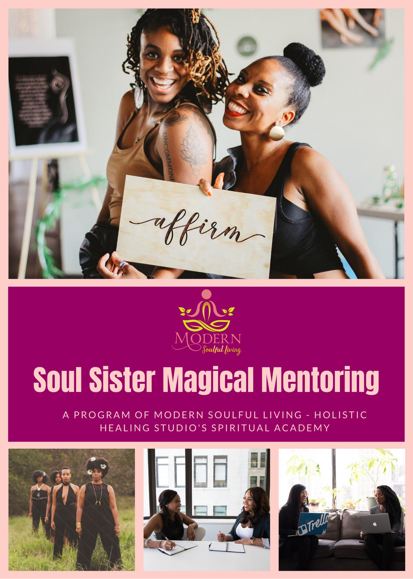 Soul Sister Magic Mentoring